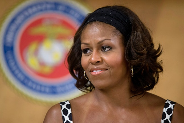 dba0690510 Michelle Obama showed how bright she was at an early age
