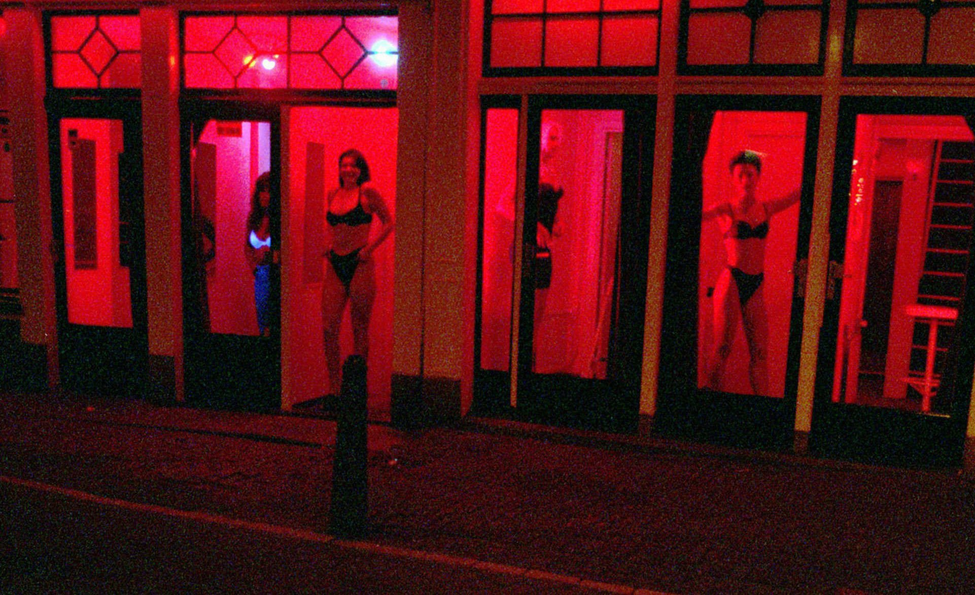 red light district amsterdam prostituierte