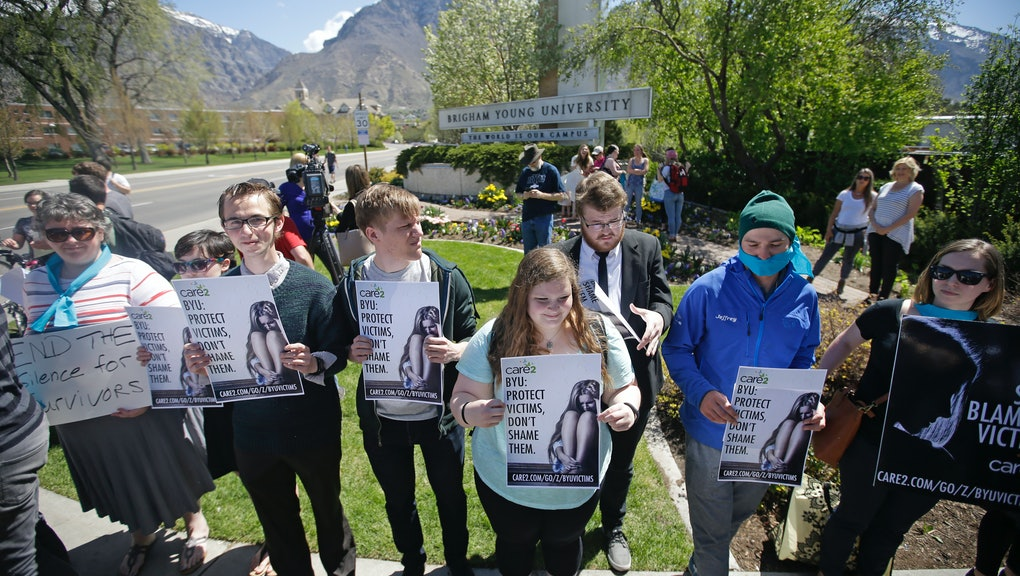 LDS Church Responds to Allegations Brigham Young Admins