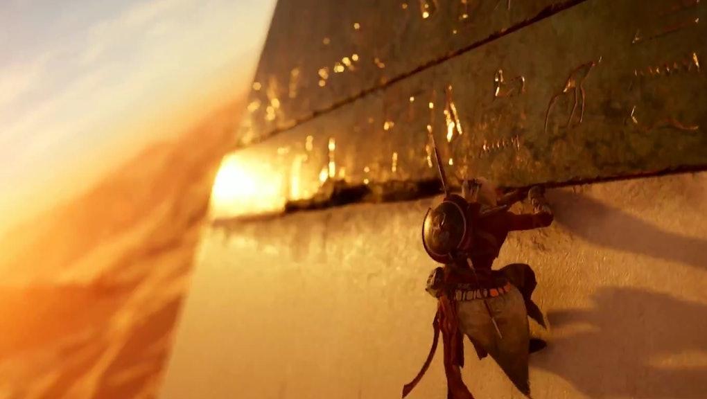 Assassin S Creed Origins Trailer E3 2017 Release Date Egypt