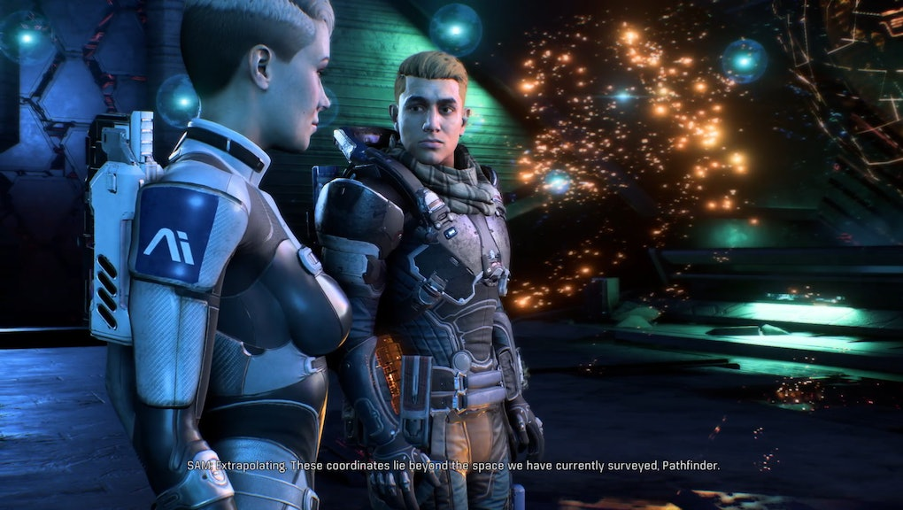 Mass Effect Andromeda Deluxe Edition Items Here S Everything You Get For An Extra 10