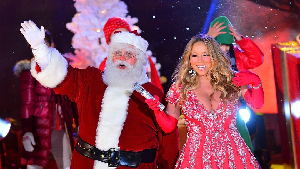 I Want A Hippocampus For Christmas.We May Never Stop Loving That Mariah Carey Christmas Song