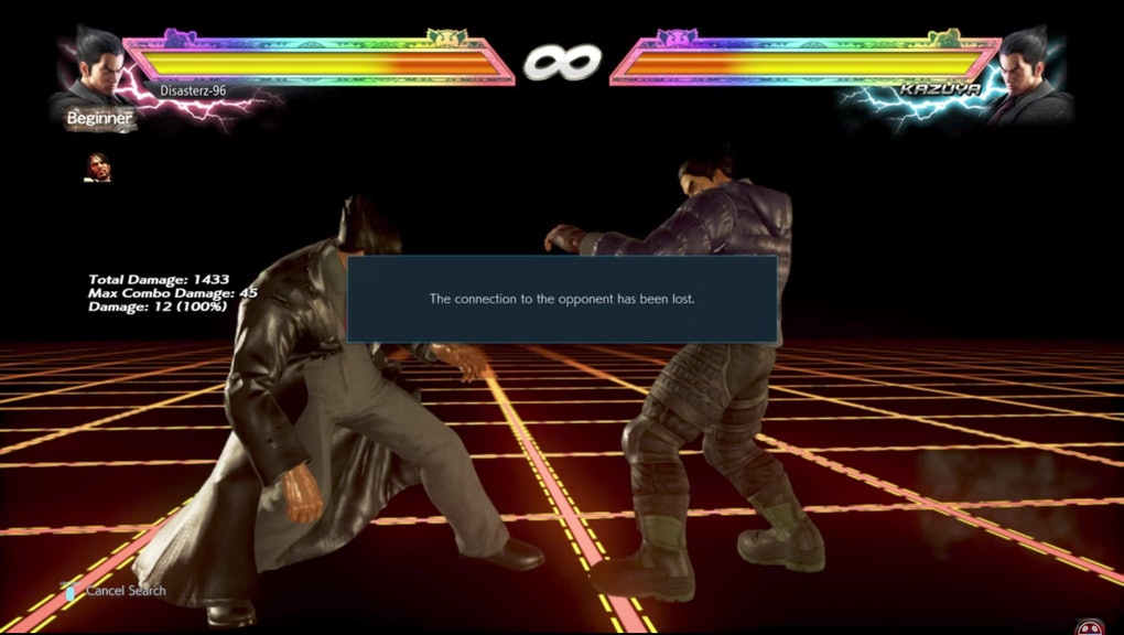 Tekken 7' Online Issues: what to do when the connection has