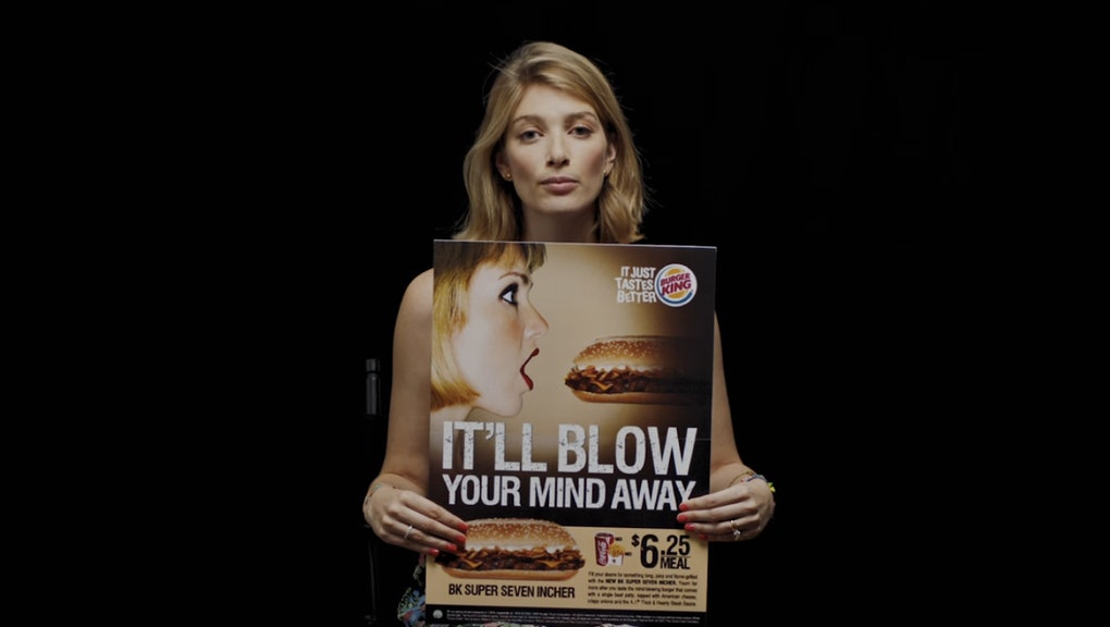 A New Campaign, #WomenNotObjects, Is Calling Out the Ads