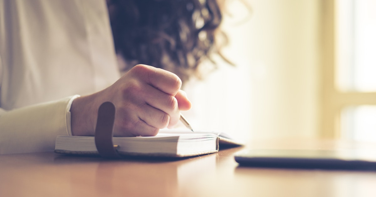 Science Shows Something Surprising About People Who Love to Write