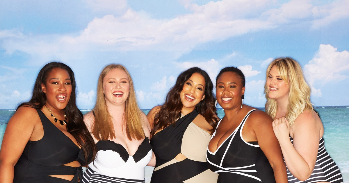Eloquii taps five plus-size bloggers for their first-ever swim campaign