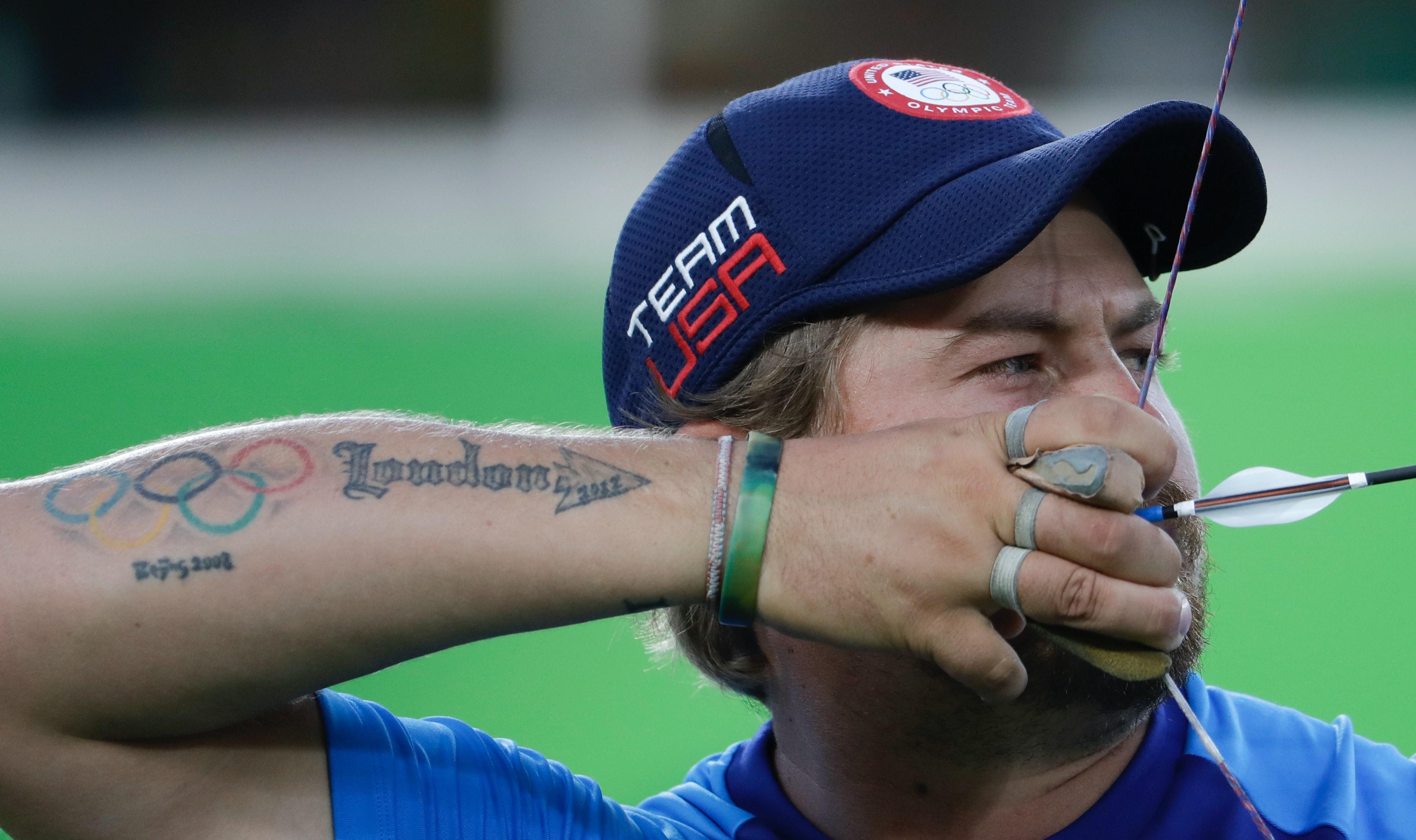 US Olympic Archer and Leonardo DiCaprio Look-Alike Brady