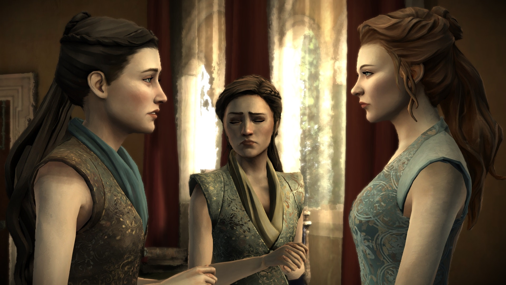Game Of Thrones The Most Powerful Female Relationship In Westeros Isn T In The Hbo Show At All