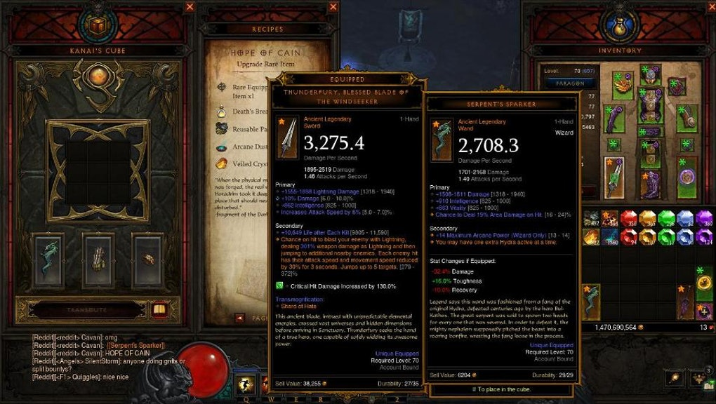 Diablo 3 Primal Ancient Items Release Date Why Fans Are Upset With Blizzard S Update