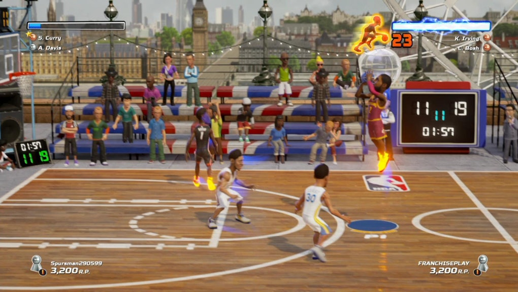 NBA Playgrounds' Roster: 5 killer player combinations to use in new