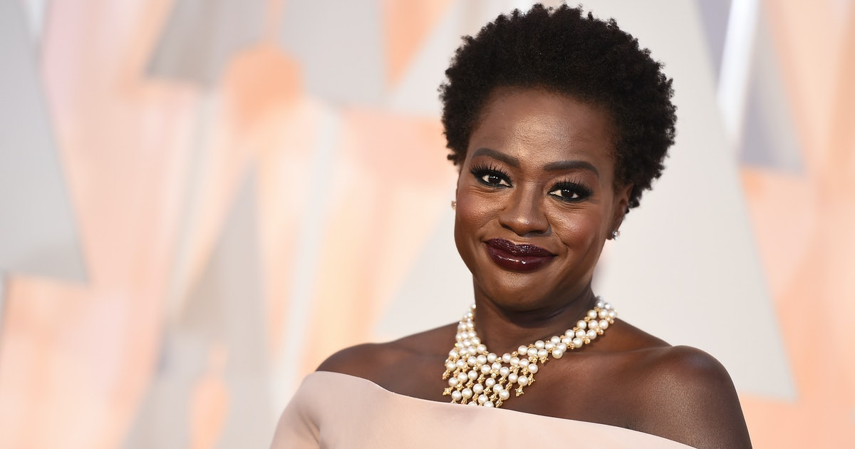 Viola Davis on embracing her natural hair, black girl magic and redefining beauty