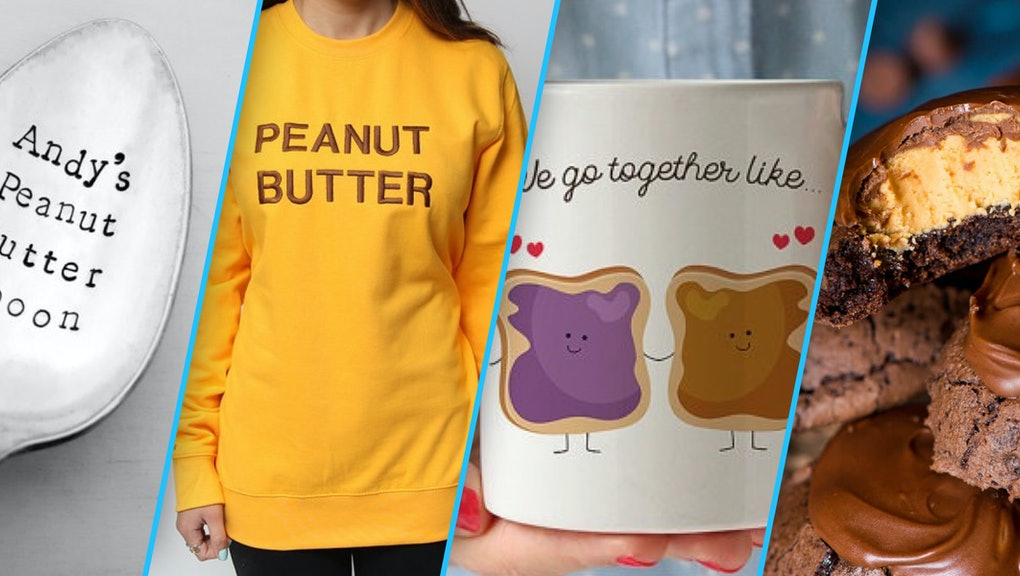 69a8fe3a 13 perfect gifts for the peanut butter lover in your life