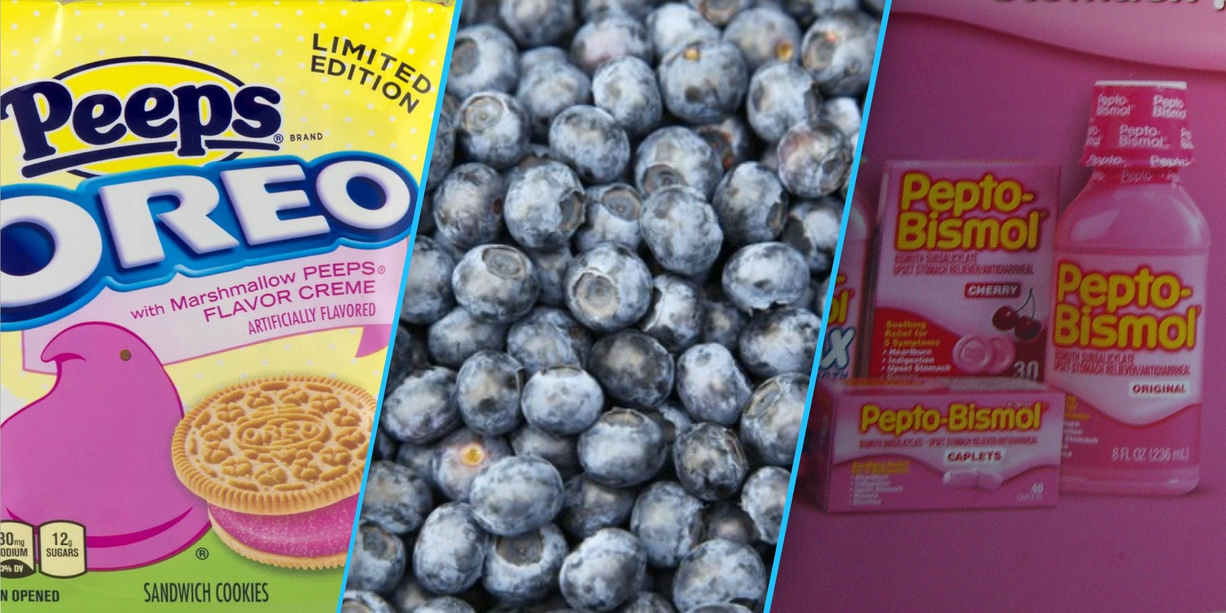 Black Stool Blueberries - Stools Item