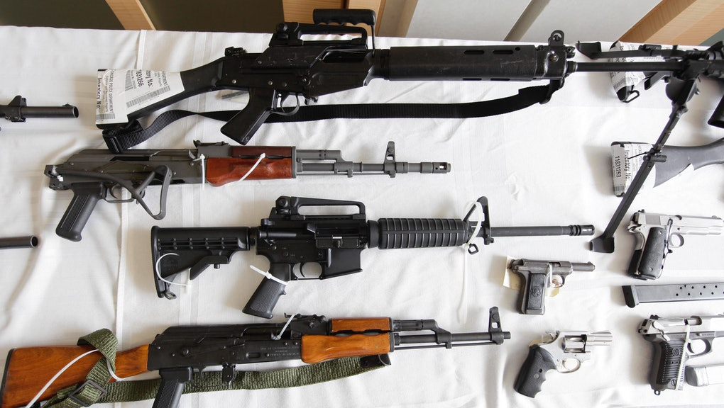 Image result for illegal guns treacy chicago