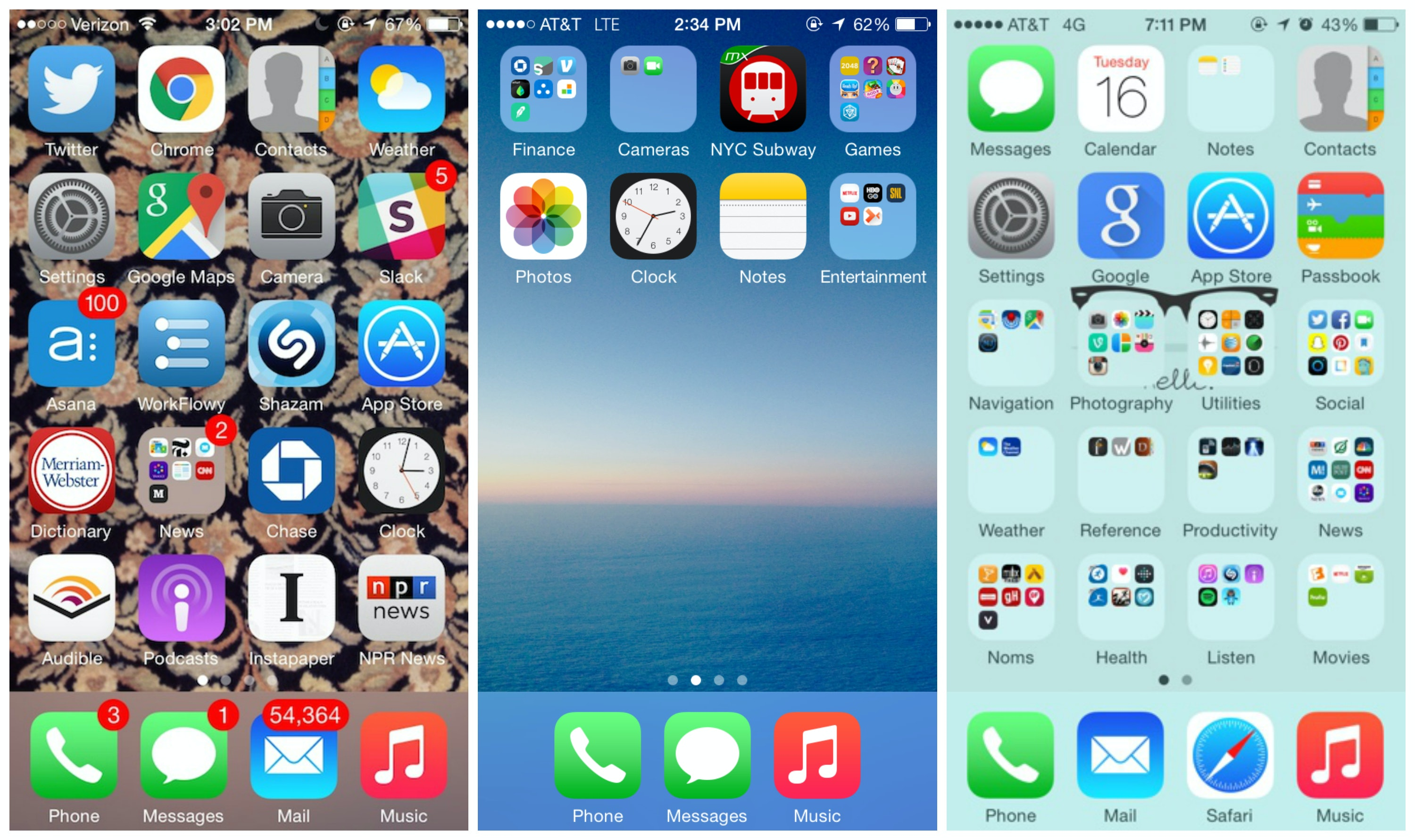 Here S What Your Phone S Home Screen Really Says About You