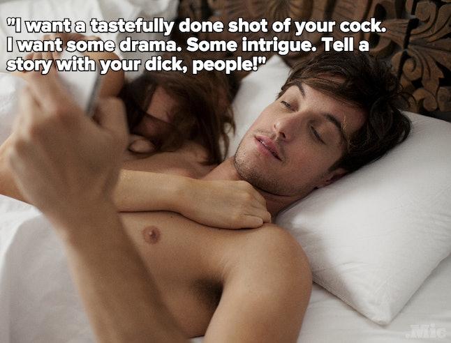 Critique My Dick Pick