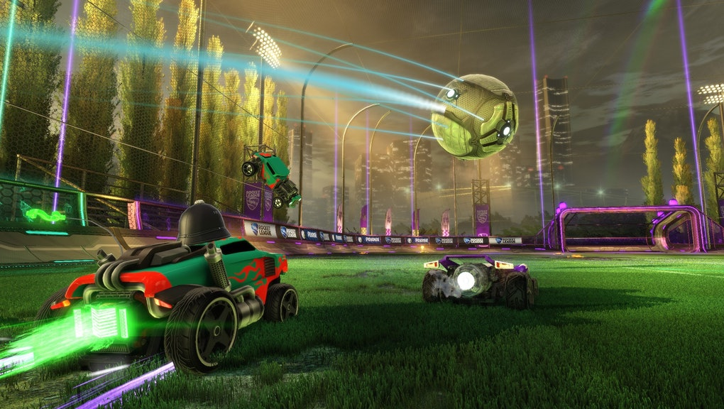How to trade in 'Rocket League': Item swapping on PS4 and