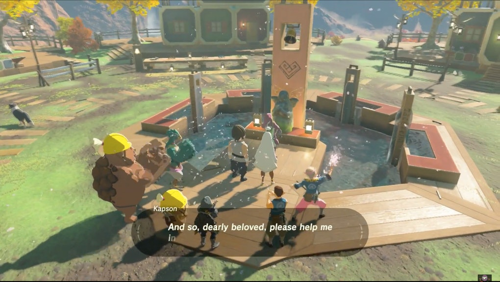 Zelda: Breath of the Wild' Tarrey Town Guide: How to complete