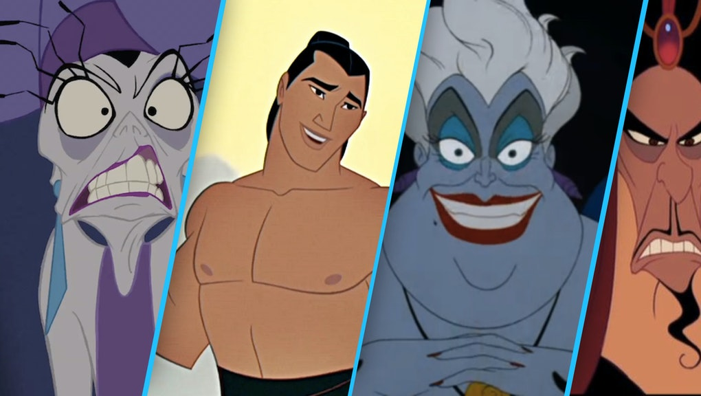 11 Disney Characters Who Are Queer Af