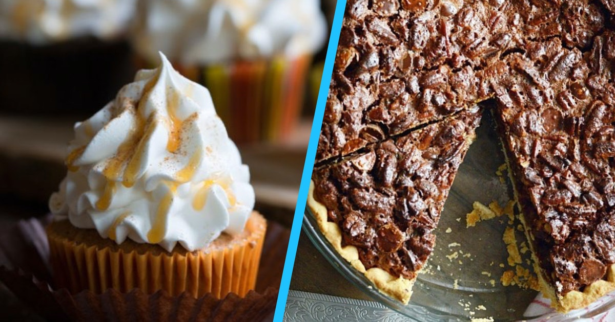 Thanksgiving dessert recipes 2016: Pies, cookies and cakes you'll want to save room for