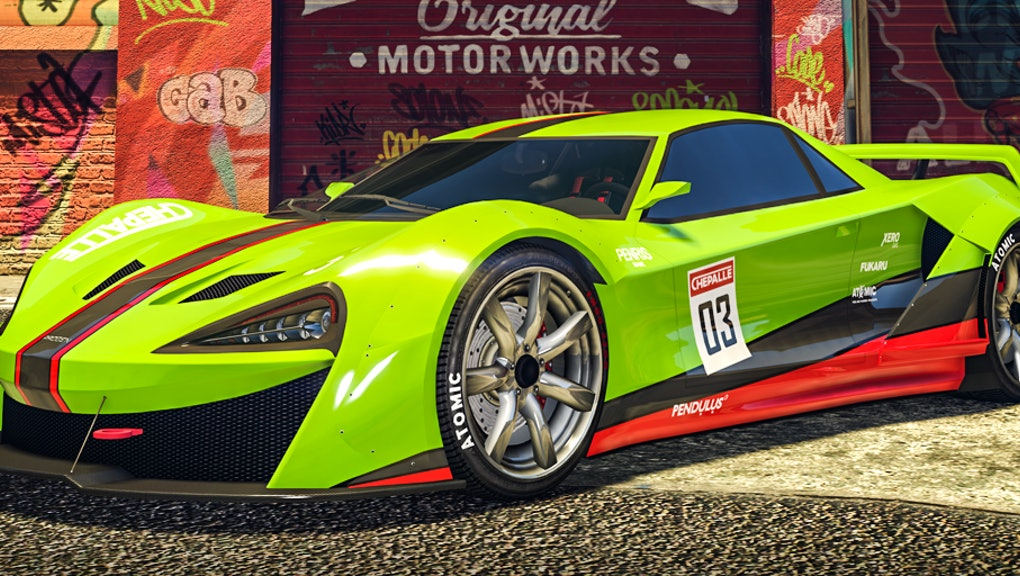 GTA 5 Online' update: Progen Itali GTB Custom car gets added
