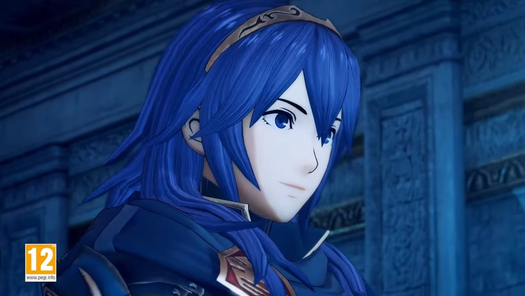 Fire Emblem Warriors Trailer See Male Robin Lucina And Other