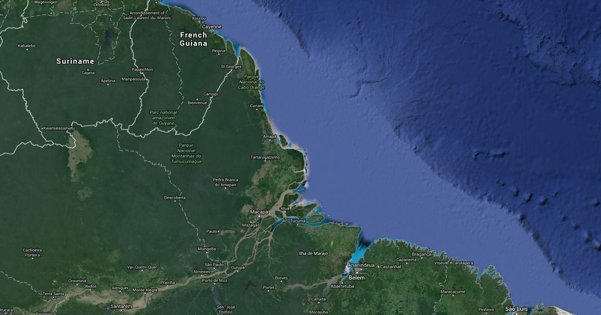 Scientists Discover 600-Mile Coral Reef Off the Mouth of the Amazon River