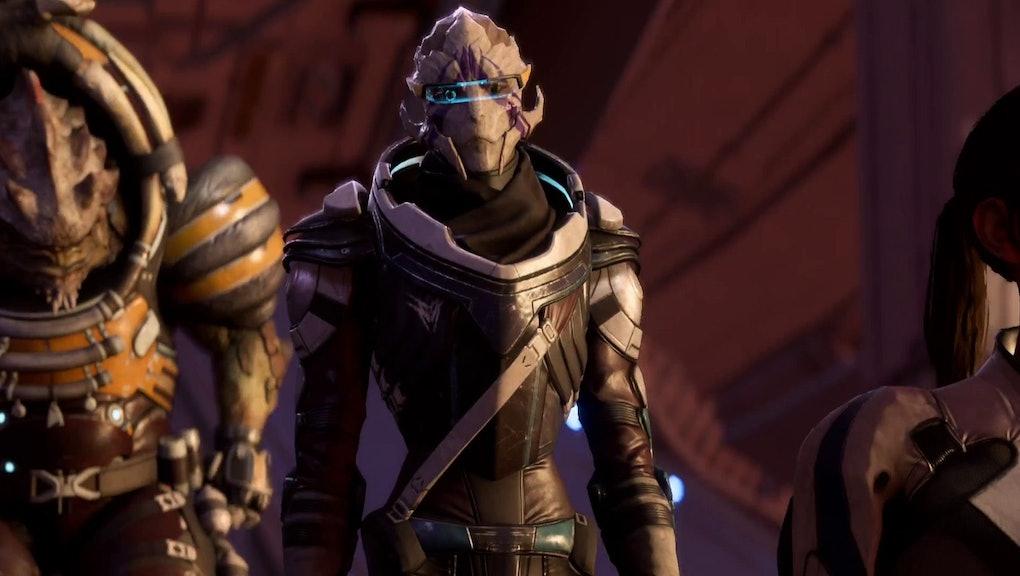 Mass Effect - Andromeda: Romanzen und potentielle Partner   spieletipps