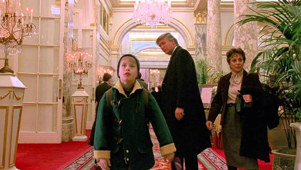 Here's the Donald Trump scene in 'Home Alone 2' you may ...