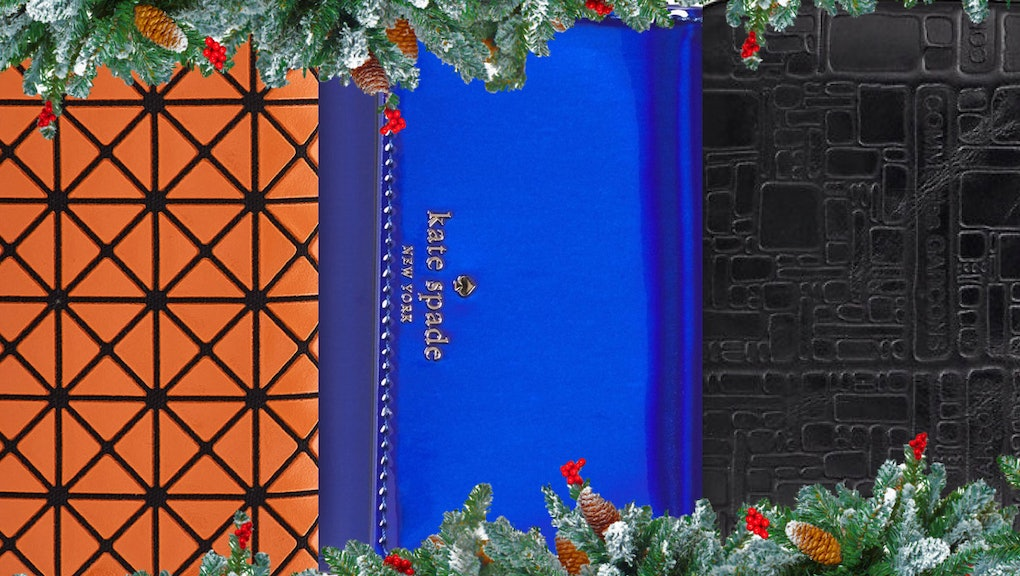 654203b08e813 Holiday 2016 wallets — from Kate Spade, Herschel and more — to shop this  season