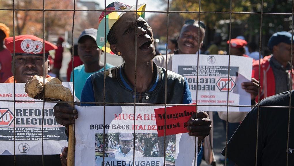 11 Photos That Show the Real Issues Facing Zimbabwe
