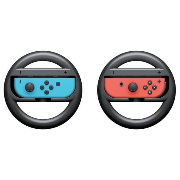 mario kart 8 deluxe controls switch