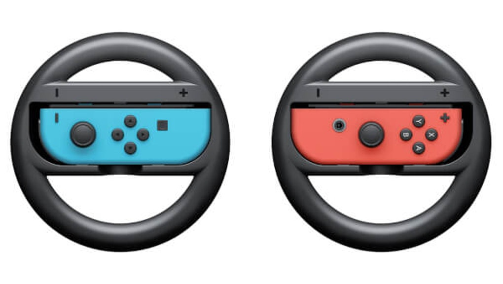 Mario Kart 8 Deluxe' Switch and Wii U Controller Options