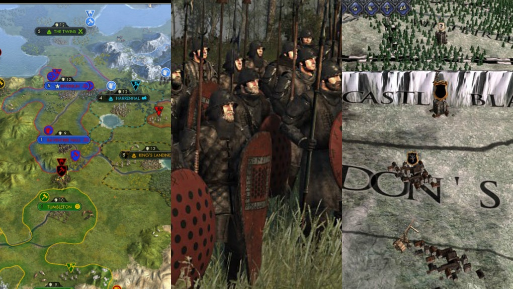 Game of Thrones' Mods: 3 PC total conversions to play during