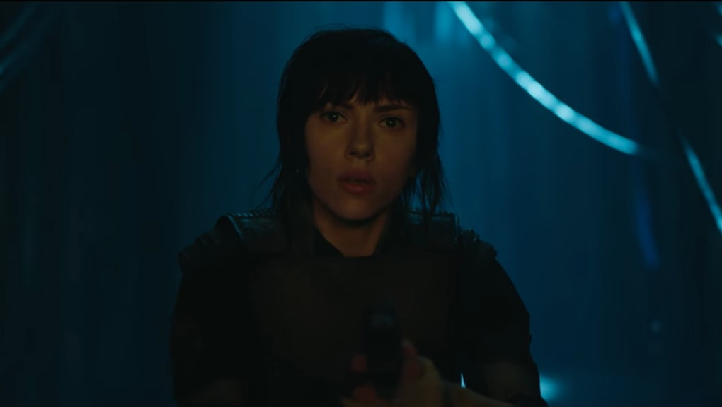 Ghost In The Shell Reviews What Are Critics Saying About The Live Action Remake