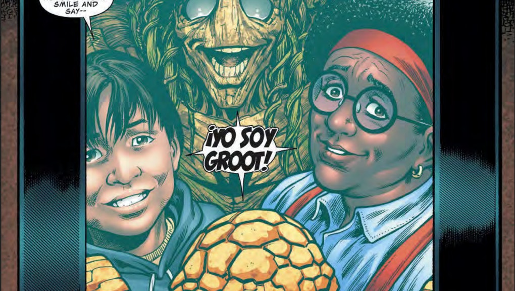 Guardians of the Galaxy' Character Groot Has Puerto Rican Roots in