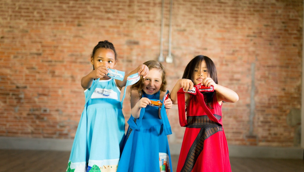 d58ddcfab Princess Awesome Is Removing Gender Stereotypes From Girls' Clothing