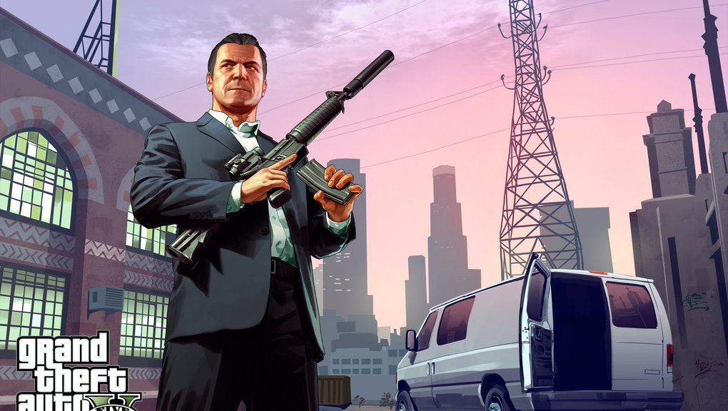 How to be a police officer in 'GTA 5': The clothes and the car make