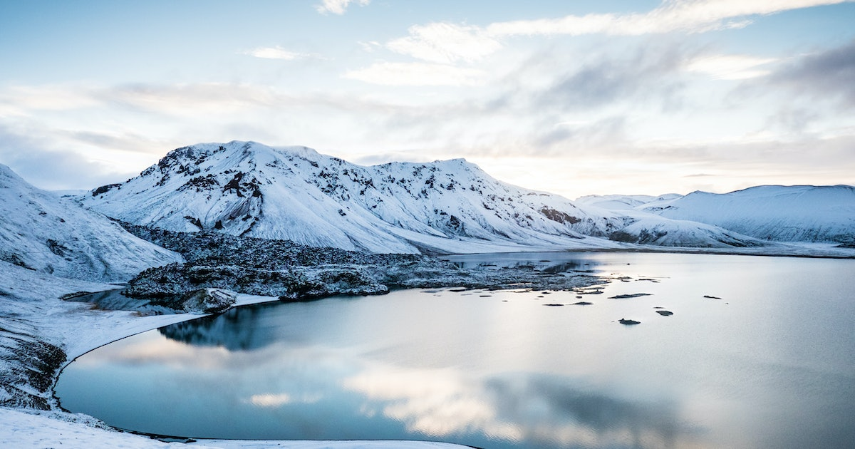 Why is everyone traveling to Iceland?