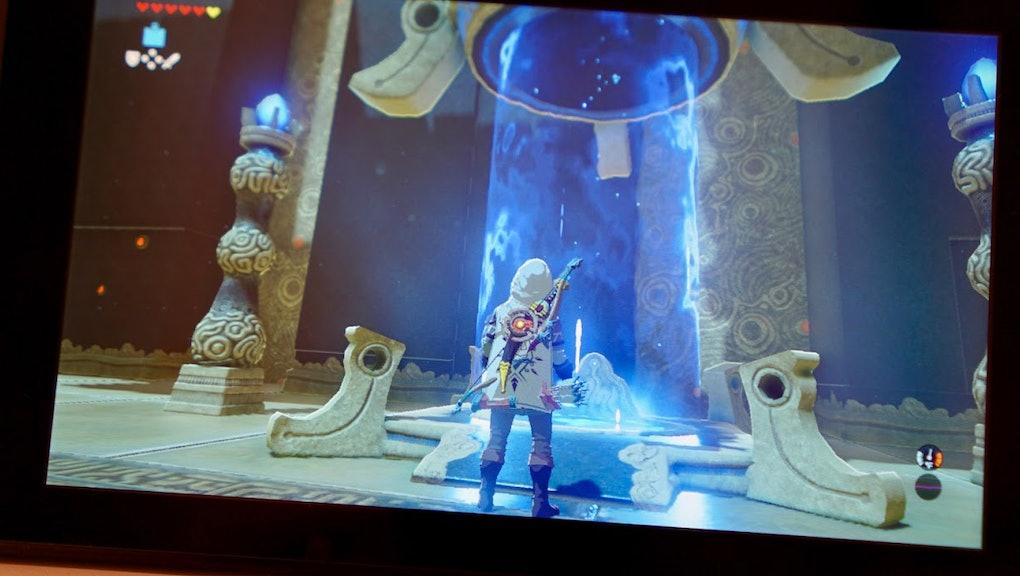 Zelda Breath Of The Wild Twin Memories How To Solve The Shee Vaneer And Venath Shrines