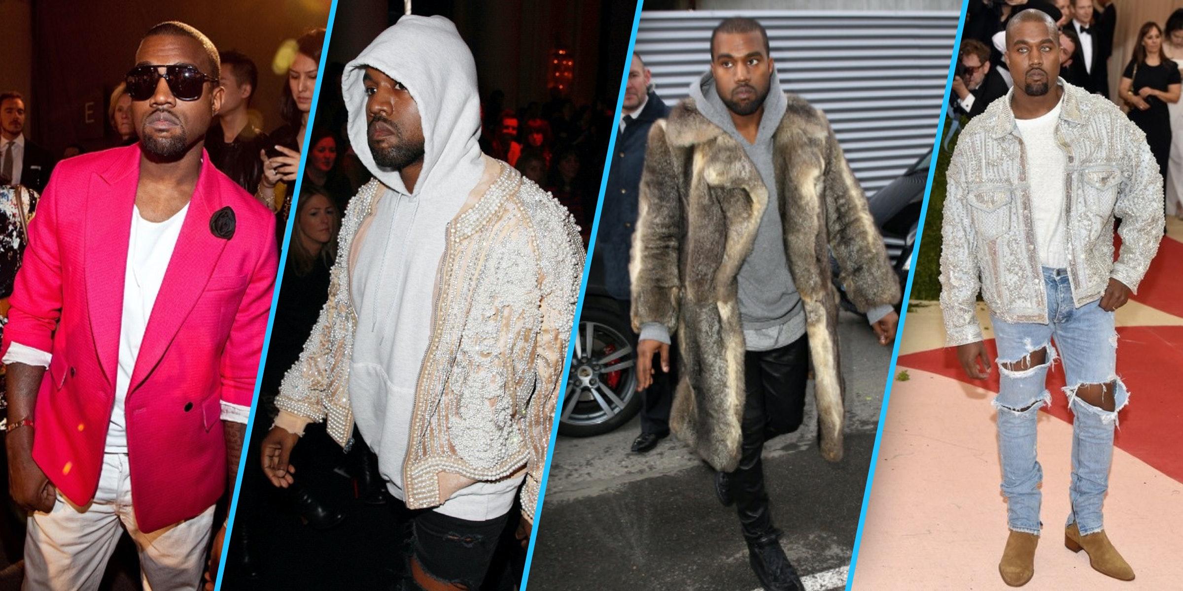 How Kanye West Secretly Changed Men\u0027s Fashion Forever