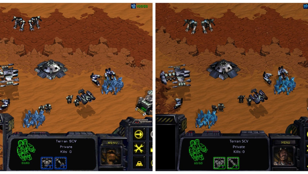 StarCraft Remastered': See how the remaster compares to the