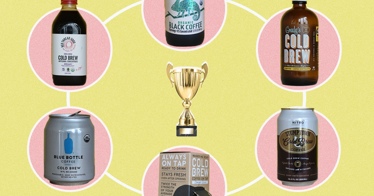 Taste test: The best cold brew you can buy