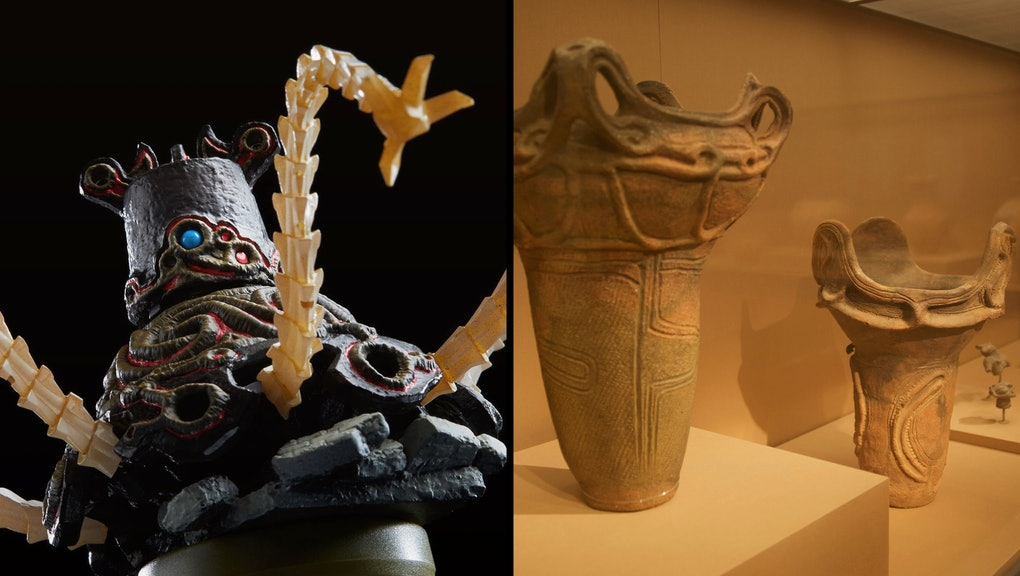 Secrets Of Jomon The Prehistoric Japanese Art That