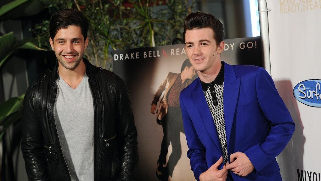 Drake Not Invited To Josh Wedding.In Defense Of Josh Peck Not Inviting Drake Bell To His Wedding