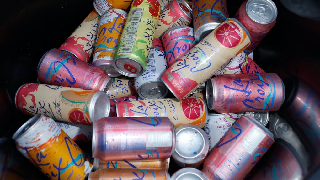 Science Has Bad News for People Who Love Seltzer