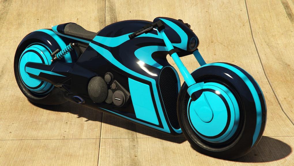 GTA Online' Weekly Bonuses: Nagasaki Shotaro bike and