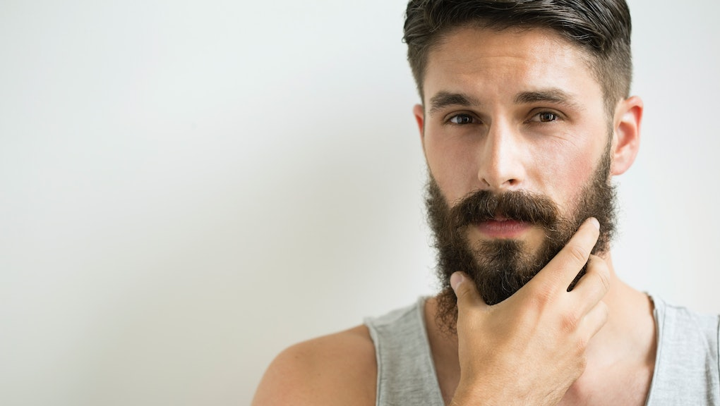 There\'s a Scientific Reason You\'re Attracted to Men With Beards and ...