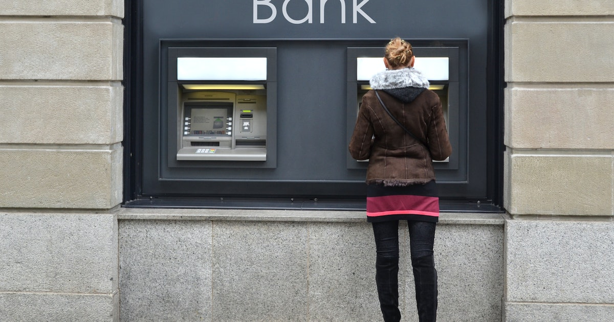 ATM fees just hit a record high: Here's why that's a social justice problem