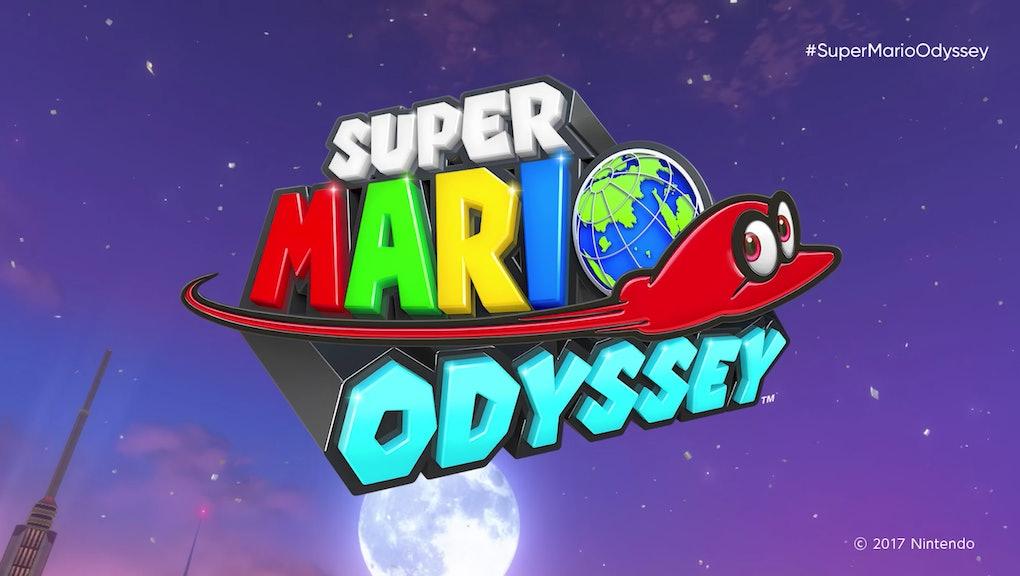 Super Mario Odyssey Song Lyrics You Can Hear Pauline Sing